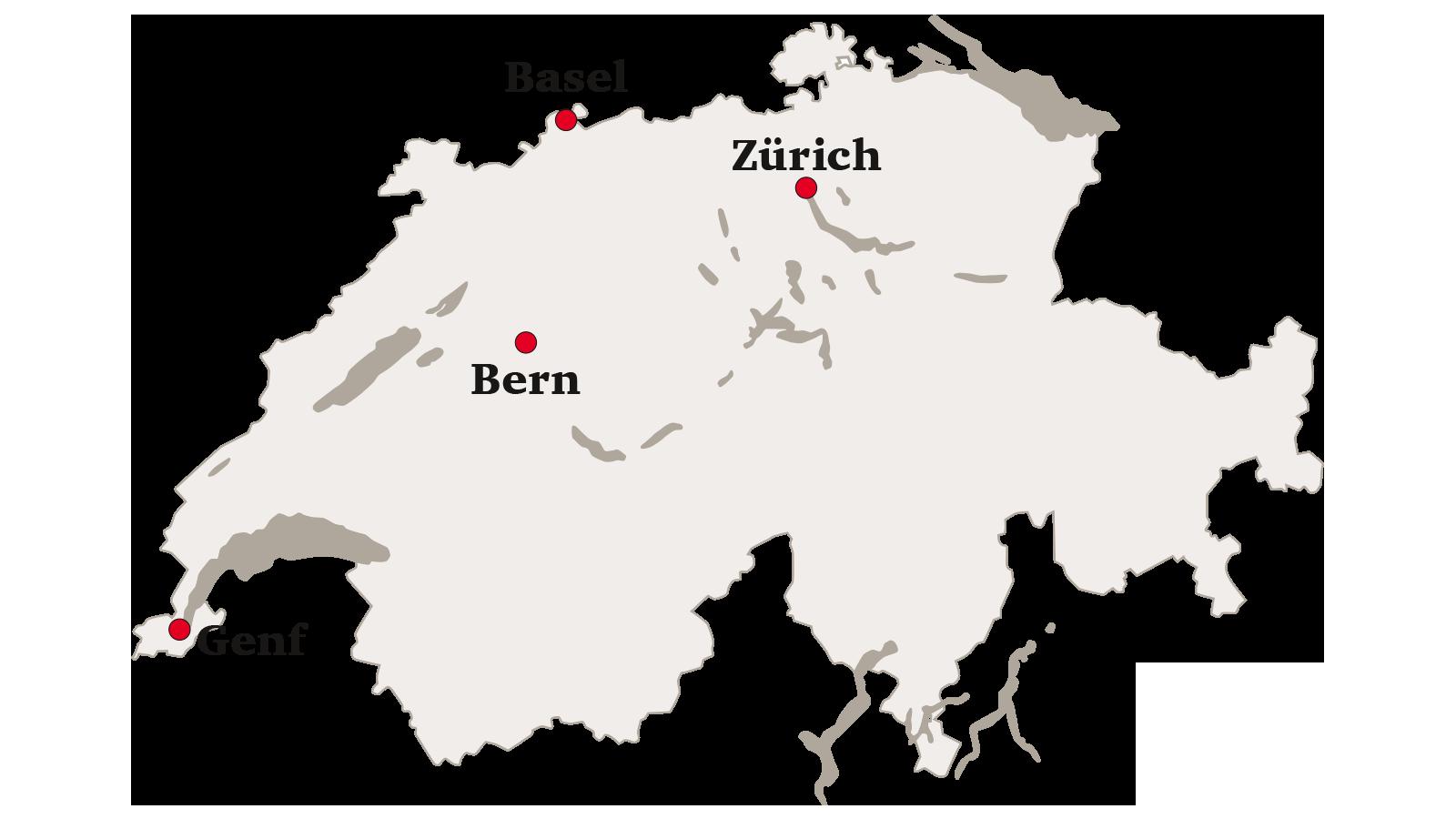Cities of Opportunity: Basel, Bern, Genf, Zürich | PwC