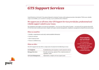 GTS Support Services
