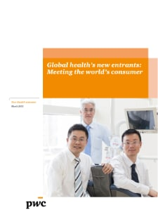 Global health's new entrants 2015: Meeting the world's consumer