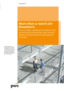 More than a match for fraudsters