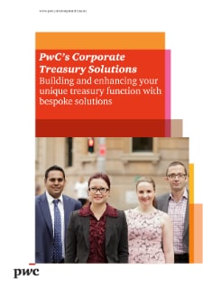 PwC's Corporate Treasury Solutions