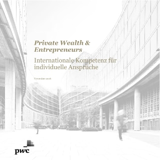 Private Wealth & Entrepreneurs
