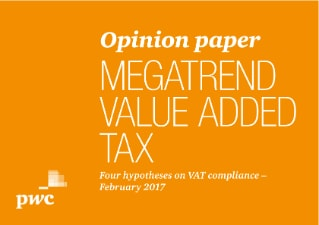 Megatrend Value Added Tax - Four hypotheses on VAT compliance