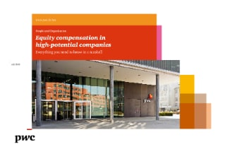 Equity compensation in high-potential companies - Everything you need to know in a nutshell