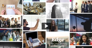 Edge - the PwC Deals graduate programme for EMEA