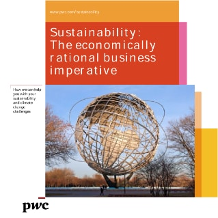 Sustainability: The economically rational business imperative