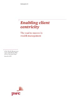 Enabling client centricity