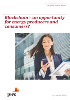 Blockchain - an opportunity for energy producers and consumers?