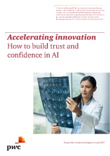 How to build trust and confidence in AI