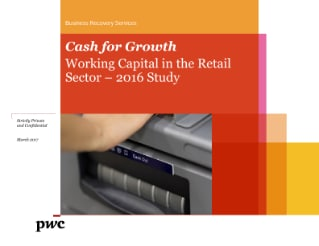 Working Capital in the Retail Sector
