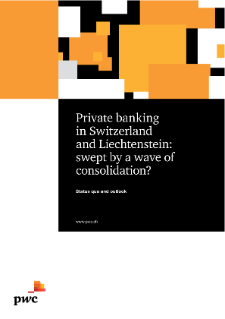 PwC's Private Banking M&A Study