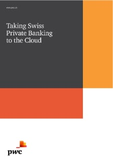 Taking Swiss Private Banking to the Cloud
