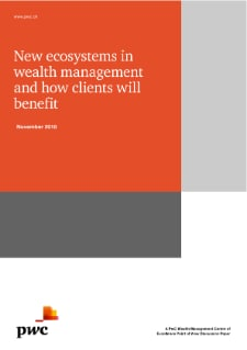 New ecosystems in wealth management and how clients will benefit