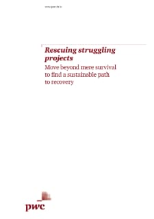 Rescuing struggling projects